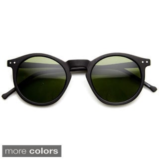 EPIC Eyewear 'Eddy' Round Fashion Sunglasses