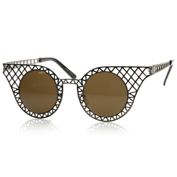 EPIC Eyewear 'Cissy' Cateye Fashion Sunglasses