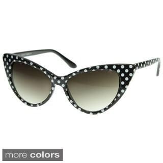 EPIC Eyewear 'Dotty' Cateye Fashion Sunglasses