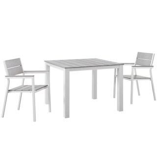 Main 3-piece Outdoor Patio Dining Set