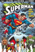 Superman: Man Of Steel (Paperback)