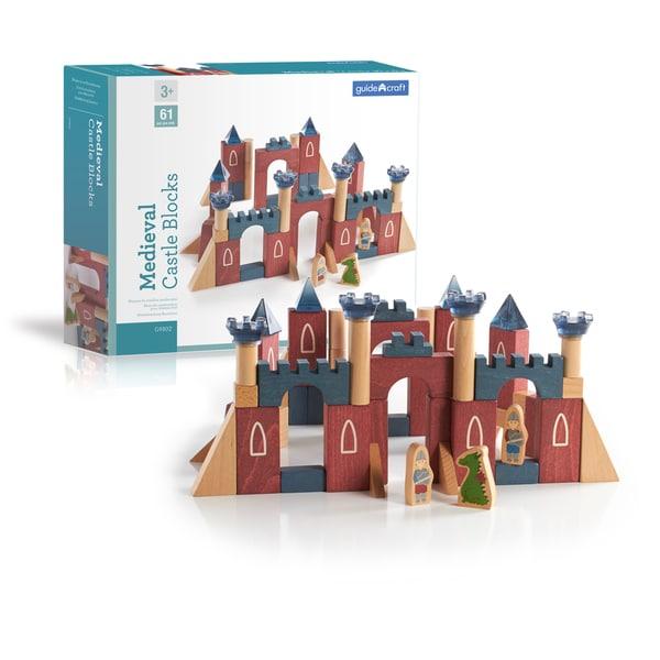 Guidecraft Medieval Castle Blocks