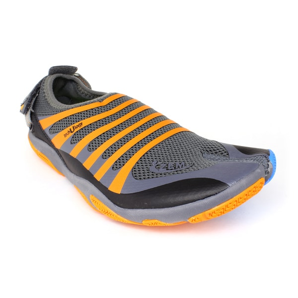 ZEMgear U-EX Grey/ Orange Shoes