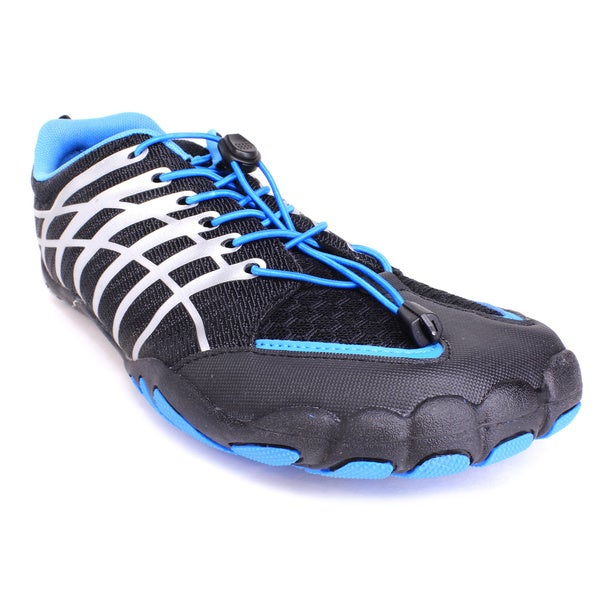ZEMgear Unisex Terra TECH Black/ Sky Shoes