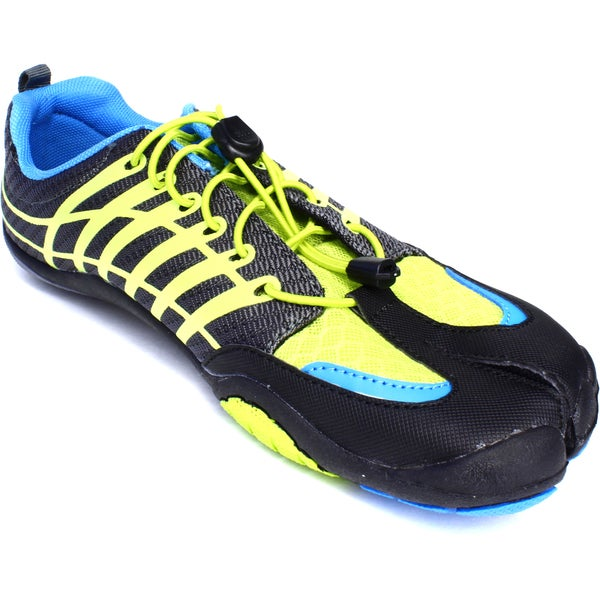 ZEMgear Terra TECH Black/ Green Shoes