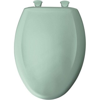 Slow Close STA-TITE Elongated Closed Front Toilet Seat