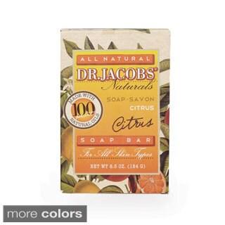 Dr. Jacobs Naturals Castile 6.5-ounce Bar Soap