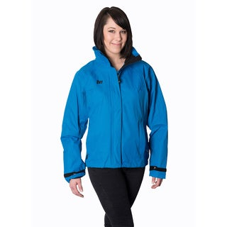 Mossi Women's Quest Blue Windbreaker