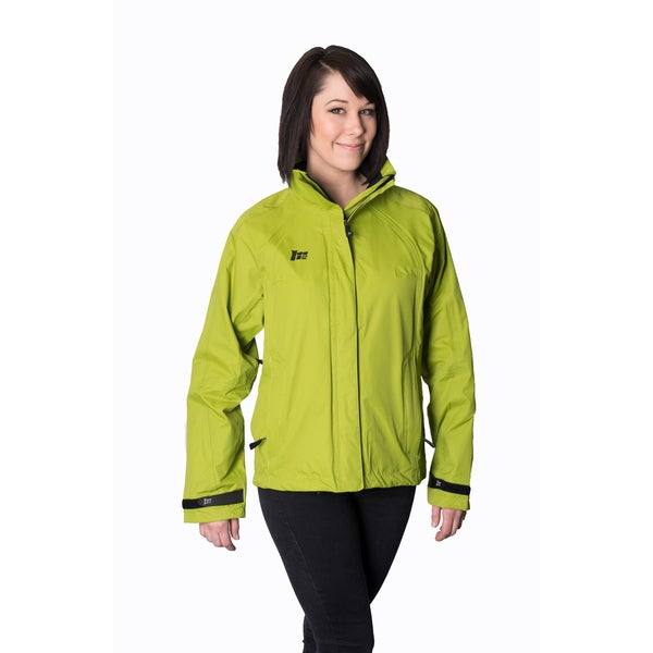 Mossi Quest Green Jacket