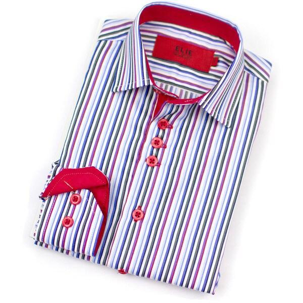Elie Balleh 2015 Men's Style Slim Fit Shirt