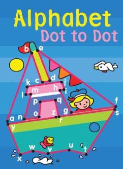 Alphabet Dot to Dot (Paperback)