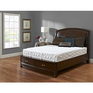 Purelife Frazier 10-inch Twin XL-size Gel Memory Foam Mattress