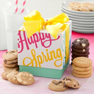 Spring Mini Ribbon Cookie Gift Box