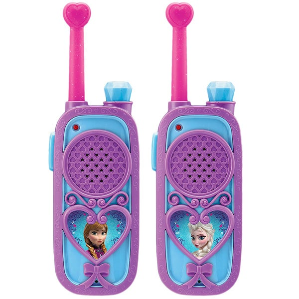 Disney's Frozen Chill N Chat Long Range 2-way Walkie Talkies