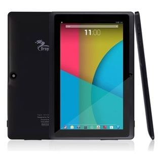 "Tablet Express Dragon Touch 7"" Quad Core Android Tablet - Black"