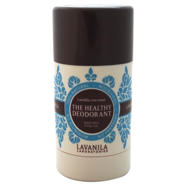 Lavanila The Healthy Deodorant Vanilla Coconut Solid Stick