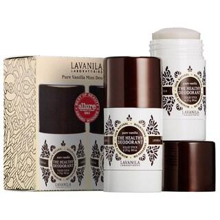 Lavanila The Healthy Pure Vanilla Mini Deo Duo