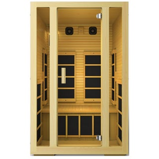 JNH Lifestyles Joyous 2-person Far Infared Sauna