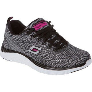 Skechers USA Sport Relaxed Fit Dual Color Skech-Knit with Air-Cooled Memory Foam Shoes