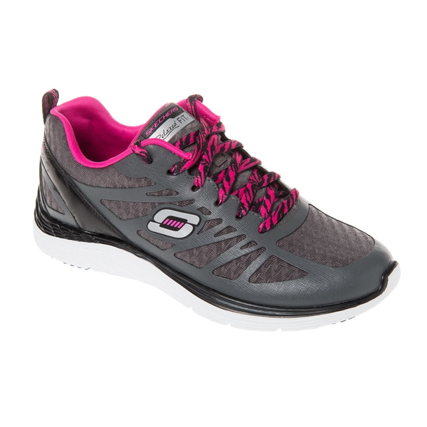 Skechers USA Sport Valeris Flying High Relaxed Fit Sneakers with Air-Cooled Memory Foam