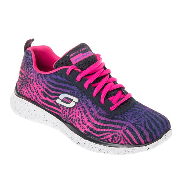 Skechers USA Sport Equalizer-Surf Safari Skech-knit Animal Print with Air-cooled Memory Foam