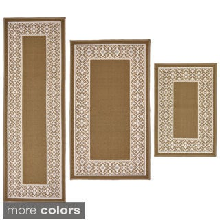 Tripoli 3-piece Rug Set