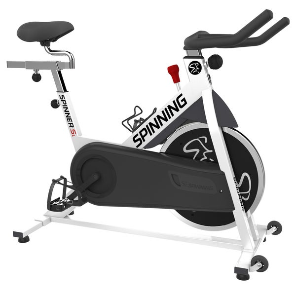 Spinner S1 Indoor Cycling Bike with Four Spinning DVDs