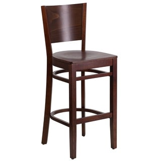 Wooden Solid Bar Stool