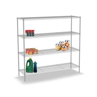 Sunbeam Wire 48-inch Tall Five-shelf Shelving Unit