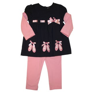 Rare Too 2-piece Ballerina Shoes Pant Set