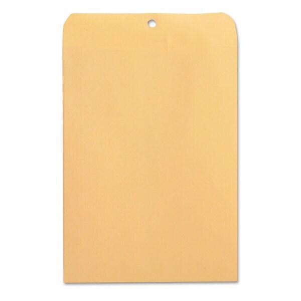 Universal Light Brown Kraft Clasp Envelope