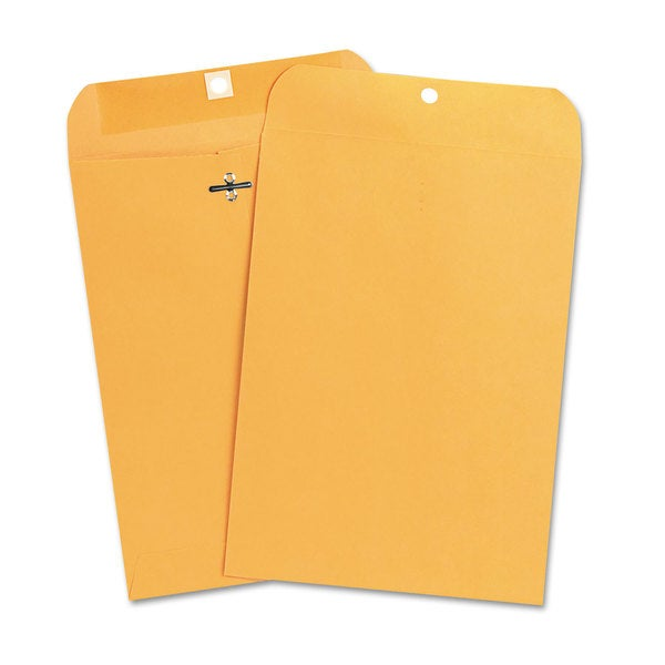 Universal Light Brown Kraft Clasp Envelope