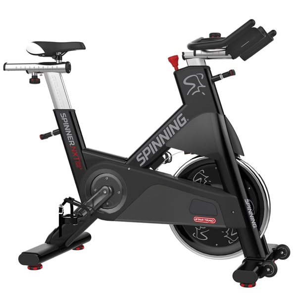 Spinner NXT Black Belt Indoor Cycling Bike (4 Spinning DVDS)