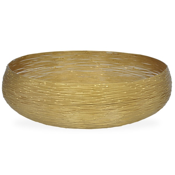 Fiji Wire Decorative Bowl