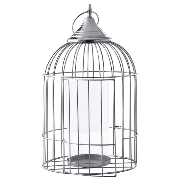 Cage Candle Holder II