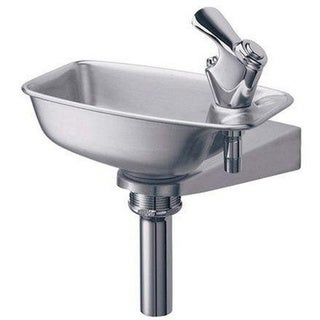 Elkay Stainless Steel Drinking Fountain EDF15R