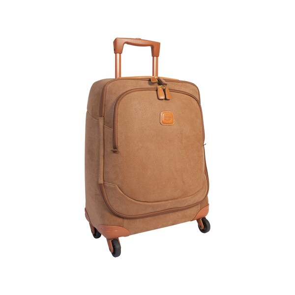 Brics Life BLF05250.216 21-inch Carry-on Spinner Upright Suitcase