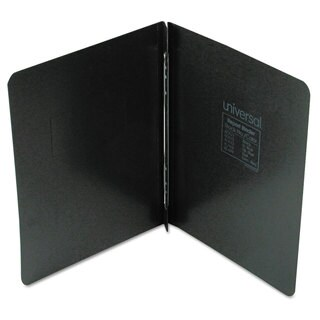 Universal Pressboard Black Report Cover (Pack of 8)