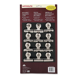 X-ACTO Steel Bulldog Magnetic Clips