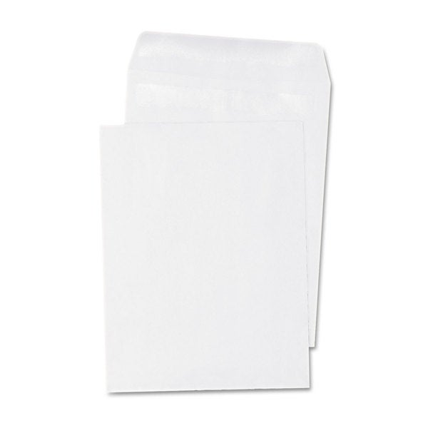 Universal One Self-Seal White Catalog Envelopes (Pack of 2)