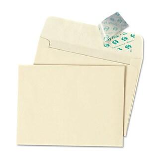 Quality Park Ivory Greeting Card/ Invitation Envelope (Box of 100)