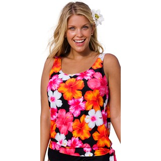 Beach Belle Huntington Blouson Tankini Top