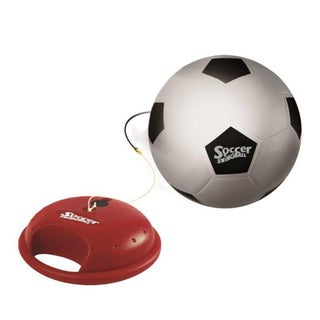 Reflex Soccer Outdoor Game - Red - 13in L x 13in W x 4in H