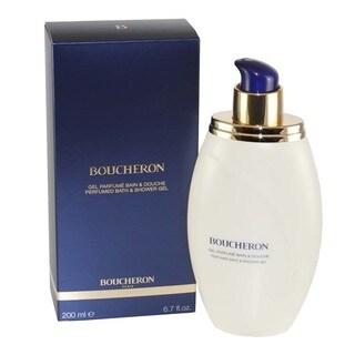 Boucheron Women's 6.7-ounce Perfumed Bath and Shower Gel