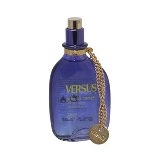 Gianni Versace Versus Time For Energy Women's 4.2-ounce Eau de Toilette Spray (Tester)