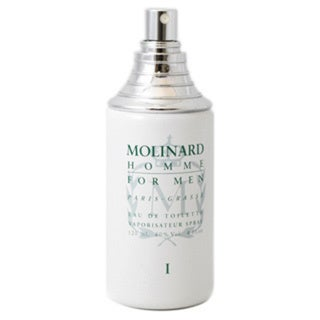 Molinard Pour Homme I Men's 4-ounce Eau de Toilette Spray (Tester)