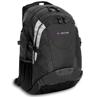 J World New York Vermont 15-inch Laptop Backpack