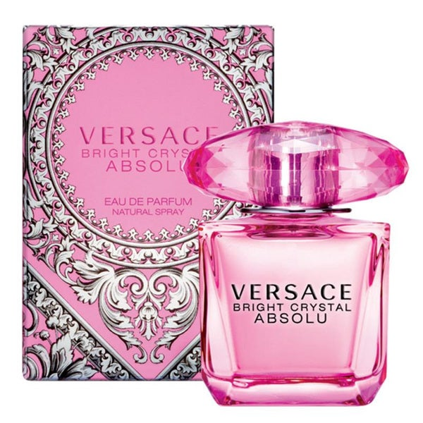 Versace Bright Crystal Absolu Women's 0.17-ounce Eau de Parfum Spray