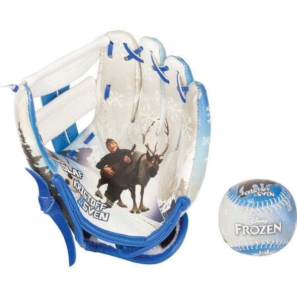 Disney Frozen Airtech Glove & Ball Set- Kristoff/Sven
