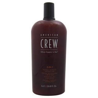 American Crew Men's 33.8-ounce 3-in-1 Shampoo/ Conditioner/ Body Wash